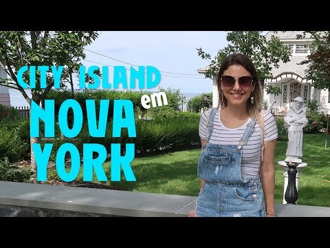City Island - uma charmosa ilha no The Bronx - Nova York