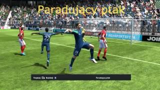 FIFA 13 PORADNIK - Najbardziej denerwujące cieszynki.