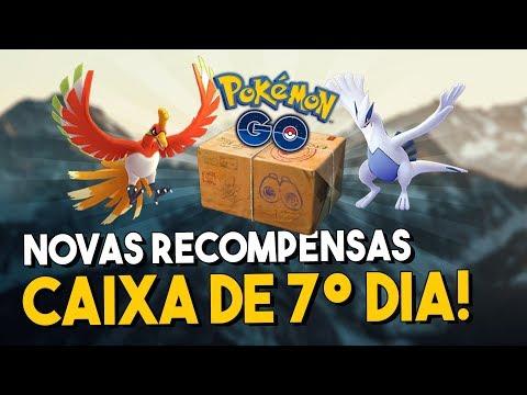 MUDANÇAS NA CAIXA DE 7º DIA! | Pokémon GO thumbnail