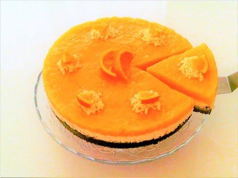 gâteau-à-l'orange-en-trois-couches-facile