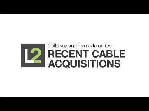 Galloway & Damodaran: Goodbye Verizon, Hello Amazon: Cable Industry Shake Up