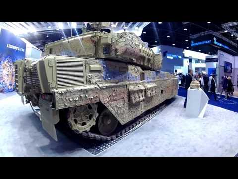 IDEX 2017 - Abu Dhabi - United Arab Emirates (UAE)