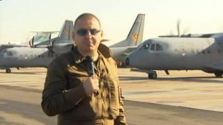 # ВВС Казахстана получили 3-й С-295 #