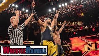 Why Won't WWE PUSH Street Profits?! NXT Jan. 16 2019 Review | WrestleTalk's WrestleRamble