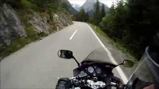 Hahntennjoch Strasse 1/2 (720p HD) Austria Tyrol