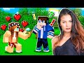 SHE ASKED ME TO MARRY HER IN MINECRAFT!