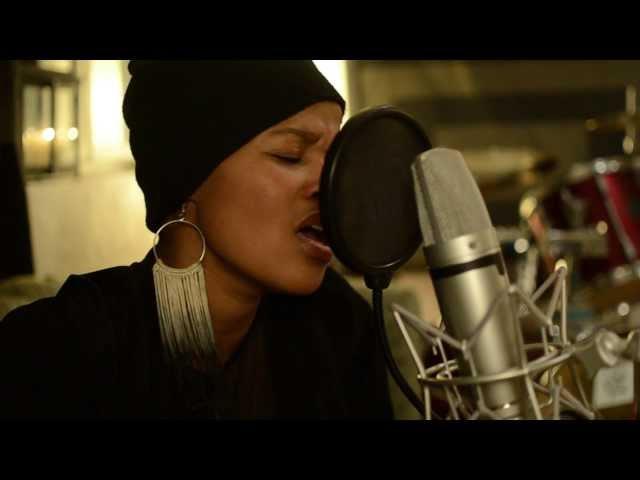 Nosizwe - Akustisk studio vibes
