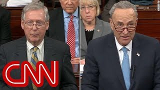 Sen. McConnell to Dems: What did you accomplish?