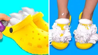 29 SUMMER CLOTHES AND SHOES HACKS