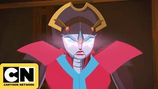 Transformers Cyberverse | Seekers on the Hunt | Cartoon Network