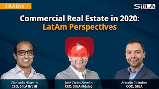 Commercial Real Estate in 2020: LatAm perspectives