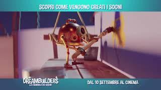DREAMBUILDERS – LA FABBRICA DEI SOGNI | Spot 30
