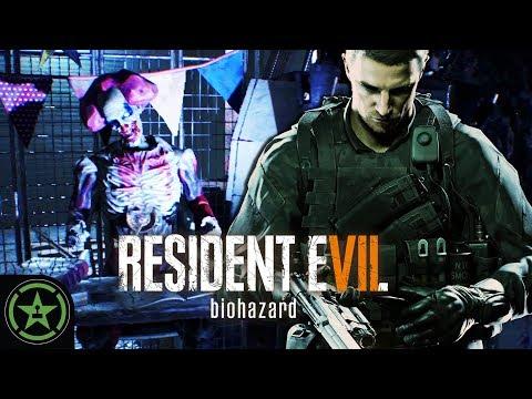 Let's Watch - Resident Evil 7: Biohazard - Not a Hero DLC