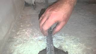 Заливка пола с керамзитом день 2(Этот ролик обработан в Видеоредакторе YouTube (https://www.youtube.com/editor), 2015-11-17T06:08:04.000Z)