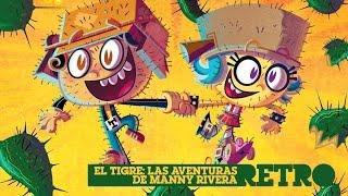 Retro: El Tigre: Las Aventuras de Manny Rivera | LA ZONA CERO