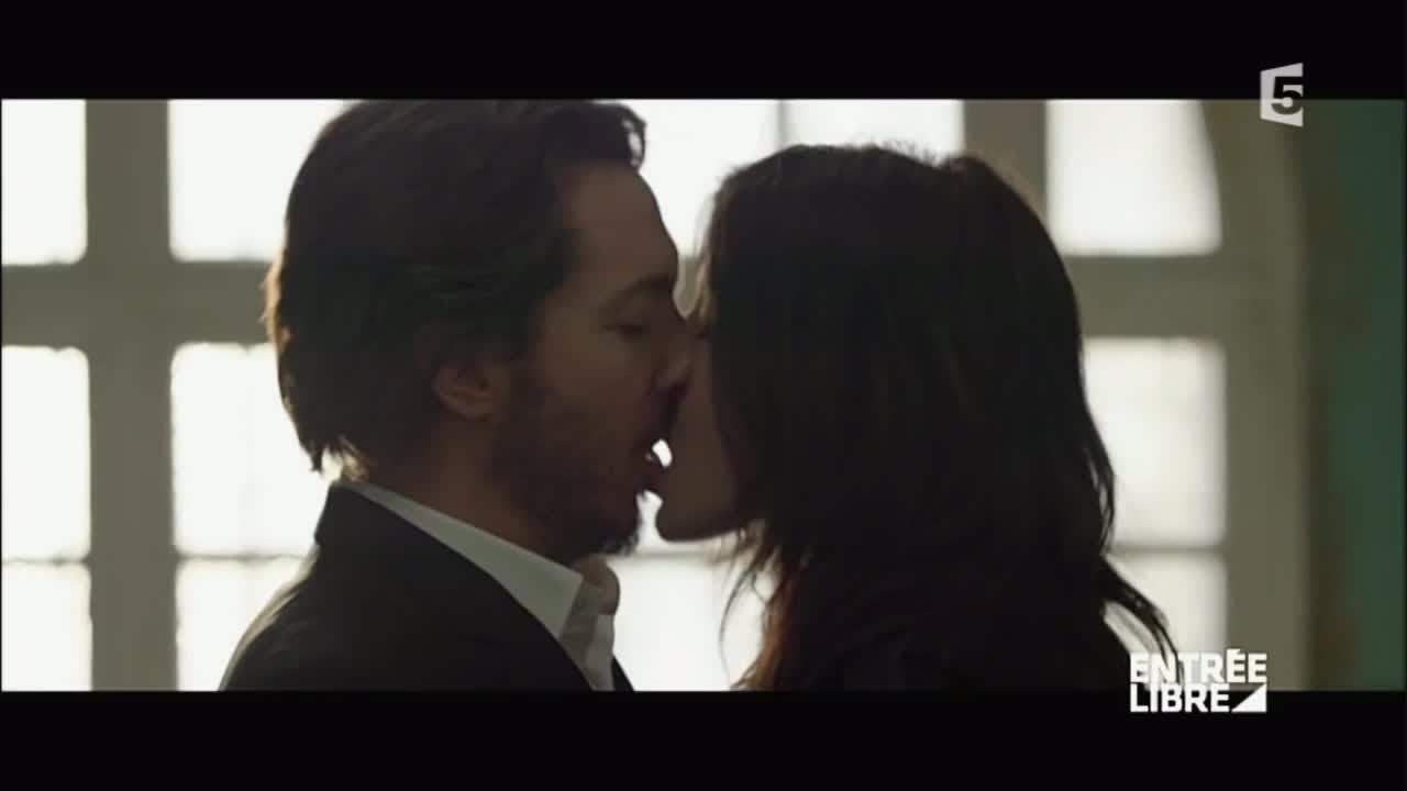"""Download Le duo Guillaume Gallienne et Adèle Exarchopoulos """"Éperdument"""" - Entrée libre"""