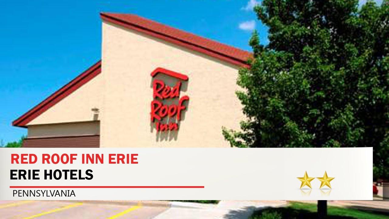 Red Roof Inn Erie   Erie Hotels, Pennsylvania