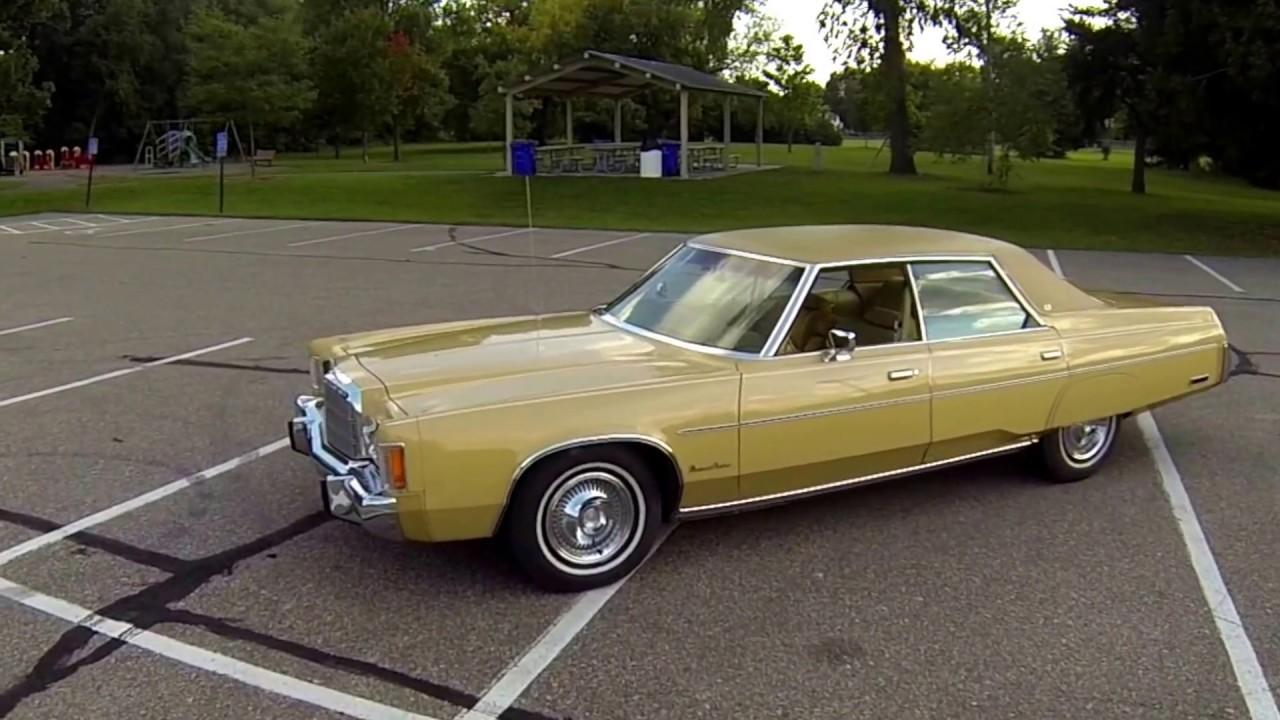 Chrysler newport custom