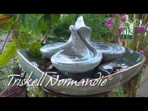 Atelier coralis vasques vives virbela fontaine d for Fontaine d interieur