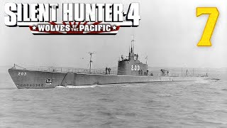 Silent Hunter 4: Wolves of the Pacific - Drugie Podejście #7