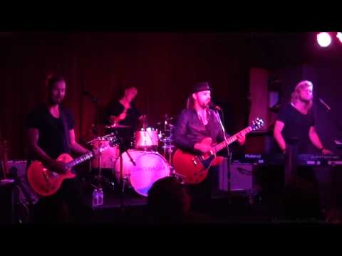 "Carolina Liar ""Beautiful World"" The Griffin, San Diego 2012"