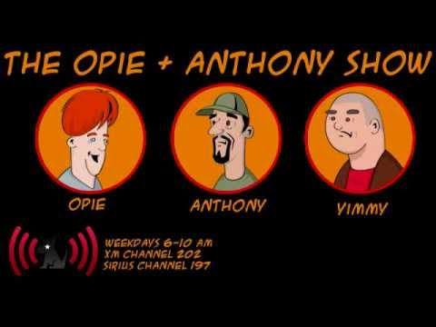 Opie & Anthony - Jim Flies With Nic Cage (3-13-2013)