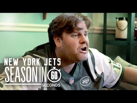 New York Jets Fans | Season in 60 Seconds