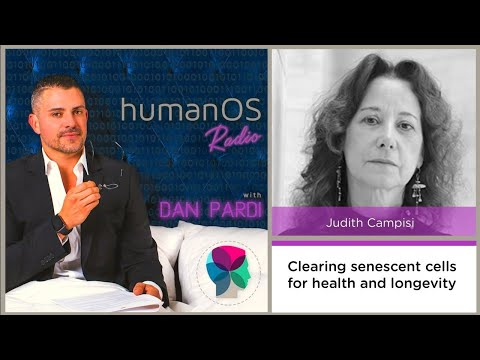 025. How to clear senescent cells to stay healthier as we age (Judith Campisi, PhD, Buck Institute)