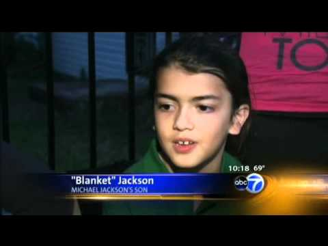 Prince Michael II talks about his Dad Michael Jackson