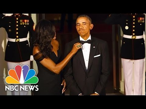 The Obamas: The First Family Of Cool | NBC News