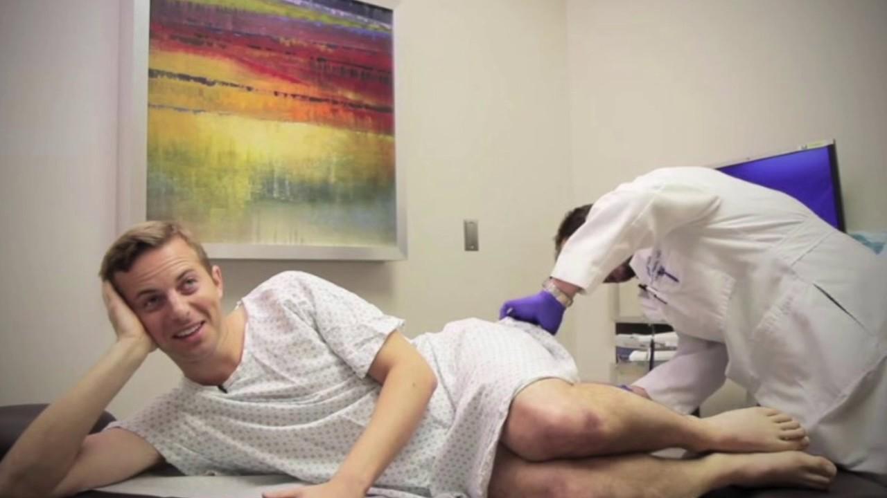 idade para fazer exame da prostata