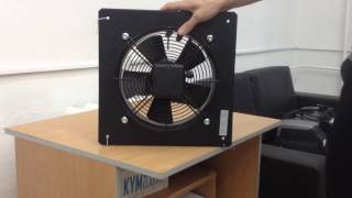 Осевой вентилятор ВО 250(, 2016-08-23T06:40:15.000Z)