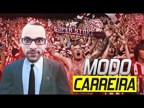 FIFA 17 - MODO CARREIRA - A NOVA SENSAÇÃO DA PREMIER LEAGUE! #07
