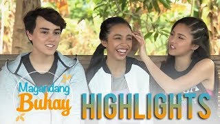 Magandang Buhay: Kim Chiu on working with MayWard