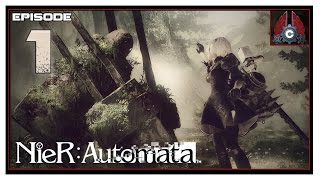 Let's Play Nier: Automata On PC (English Voice/Subs) With CohhCarnage - Episode 1