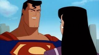 Superman Saves Lois