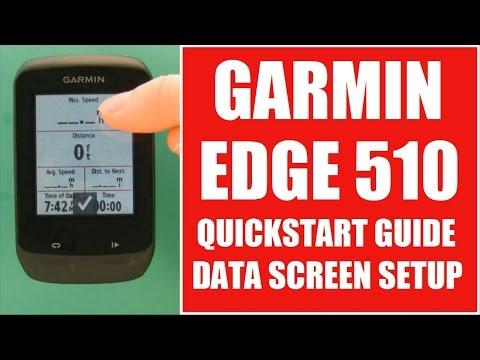 garmin edge 510 quickstart guide data screen setup youtube rh youtube com garmin edge 510 manual svenska garmin edge 510 manual portugues