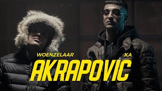 Woenzelaar - Akrapovic ft. KA (prod. Esko & JasonXM)