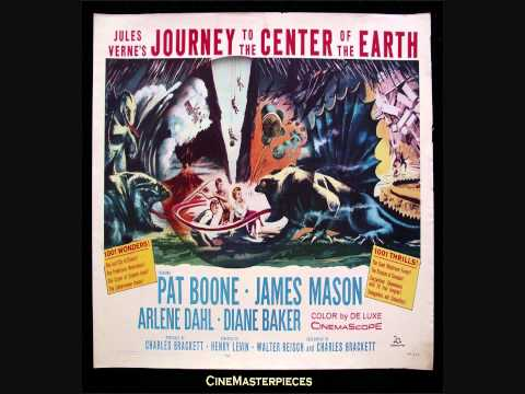 Bernard Herrmann - Mountain Top/Rope/Torch/March + (Journey To The Center Of The Earth)