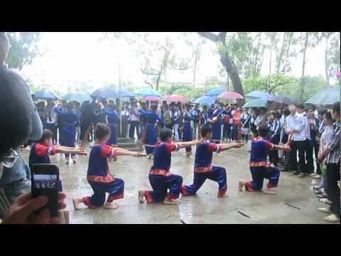 Tieng hat giua rung Pac Bo 12a10 THPT Tien Lu - Hung Yen