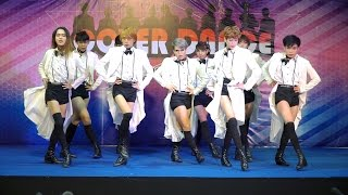 170115 Fellow School cover After School - Because of You + Bang! @ The Hub Cover Dance (Final)