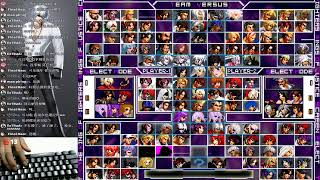 [KOF MUGEN] 2019/09/26 is end day