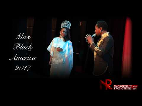 The 49th Annual Miss Black America 2017