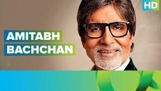 Happy Birthday Amitabh Bachchan !