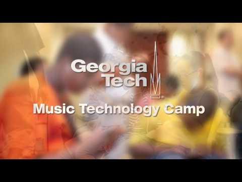 Georgia Tech Music Technology Camp