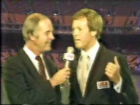 8/18/1983 Montreal Expos at San Francisco Giants on USA