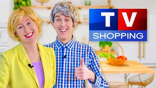 TV Shopping - Le Monde à L'Envers