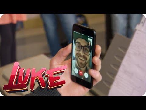 Überraschung im Musikunterricht - Luke holt Mark Forster ans Telefon - LUKE! Die Schule und ich