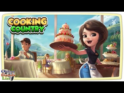 Cooking Country - Design Cafe Android Gameplay HD