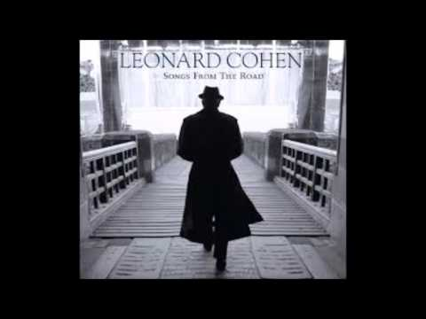 Leonard Cohen - Avalanche (Songs from the Road)